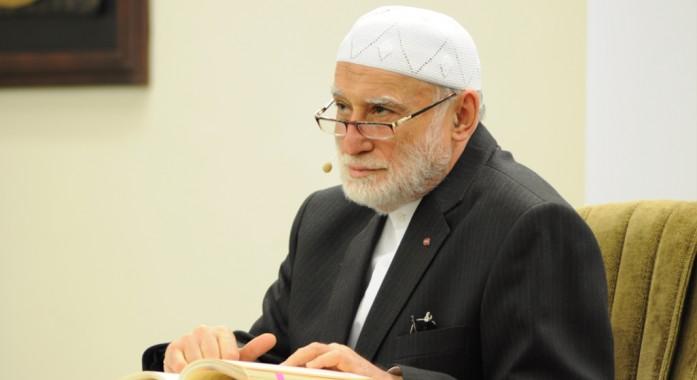 Osman Nuri Topbaş Hoca Efendi Dini Sohbetleri